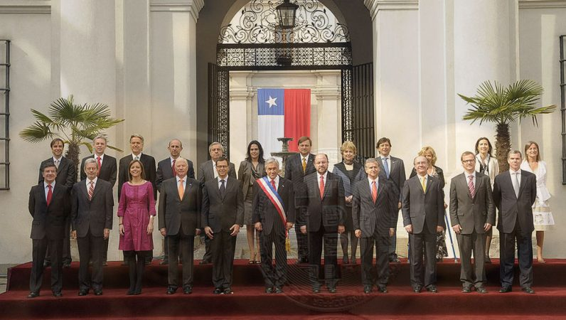 Chilean Minister cryptos