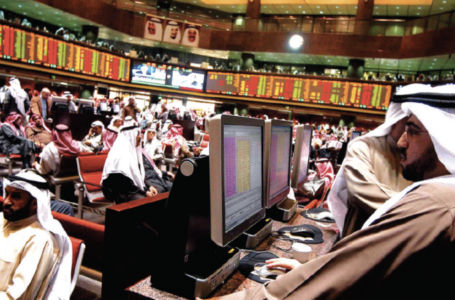 Egyptian Shares closed Thursday's session sharply lower while UAE shares closed up