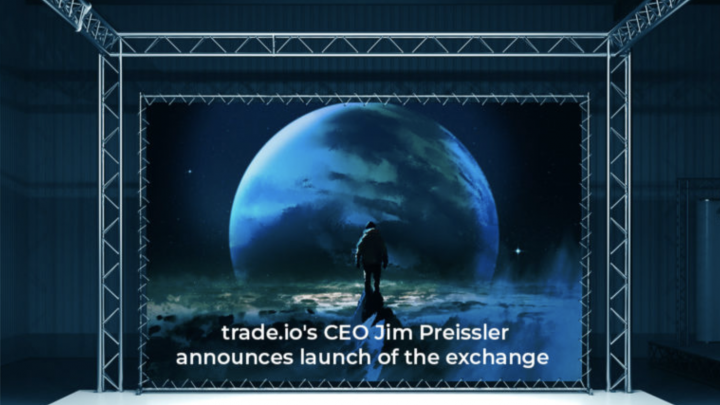 tradeio launch