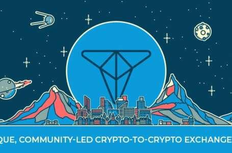 trade.io Launches Unique, Community-Led Exchange Crypto-to-Crypto Exchange