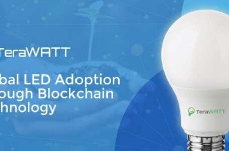 Terawatt is Leading the Adoption of L.E.D. through the Blockchain