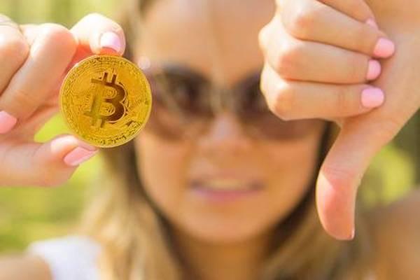 crypto non happy