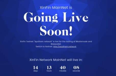 XinFin's Mainnet Launch is upon us: What to Expect