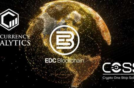 The Currency Analytics- TCA progresses in its mission through Strategic Partnership with COSS and EDC
