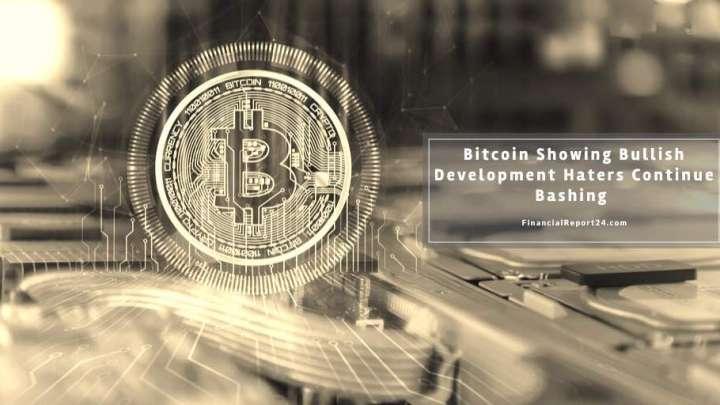 bitcoin bullish bashing