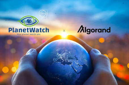 Real-world Blockchain Environmental Use Case in 2020: Algorand partners with PlanetWatch for Global Air Quality Monitoring