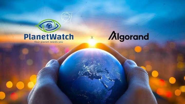 planetwatch algorand