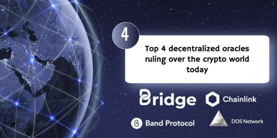 Top 4 decentralized oracles ruling over the crypto world today